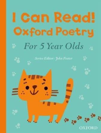ISBN: 9780192744708 - I Can Read! Oxford Poetry for 5 Year Olds