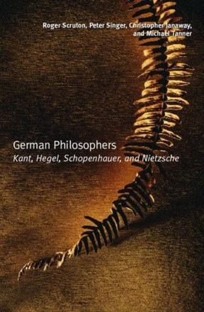 ISBN: 9780192854247 - German Philosophers