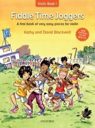 ISBN: 9780193386778 - Fiddle Time Joggers + CD