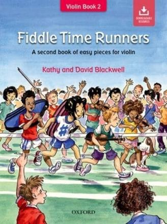 ISBN: 9780193386785 - Fiddle Time Runners + CD