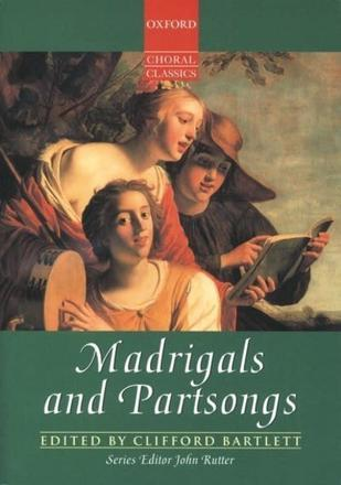 ISBN: 9780193436947 - Madrigals and Partsongs
