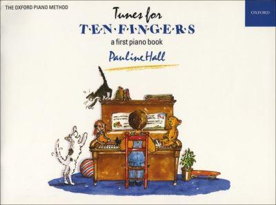 ISBN: 9780193727380 - Tunes for Ten Fingers