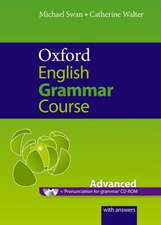 ISBN: 9780194312509 - Oxford English Grammar Course: Advanced: with Answers CD-ROM Pack