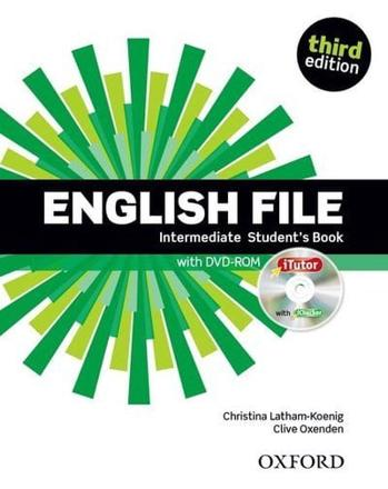 ISBN: 9780194597104 - English File: Intermediate: Student's Book with iTutor