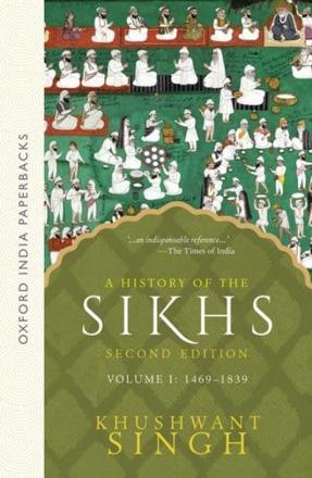 ISBN: 9780195673081 - A History of the Sikhs: 1469-1839 Volume 1
