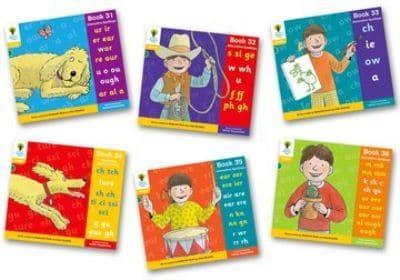 ISBN: 9780198485957 - Oxford Reading Tree: Level 5A: Floppy's Phonics: Sounds and Letters: Pack of 6
