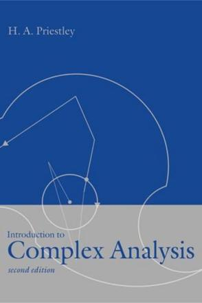 ISBN: 9780198525622 - Introduction to Complex Analysis