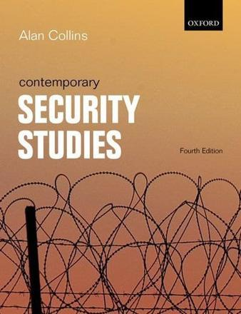 ISBN: 9780198708315 - Contemporary Security Studies