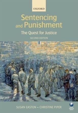ISBN: 9780199218103 - Sentencing and Punishment