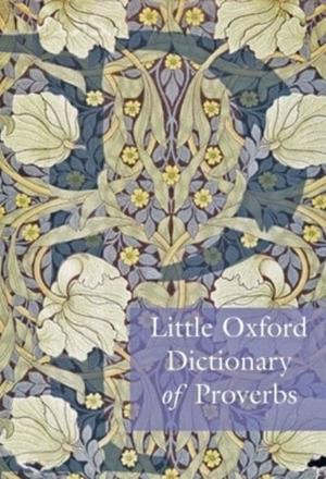 ISBN: 9780199568024 - Little Oxford Dictionary of Proverbs