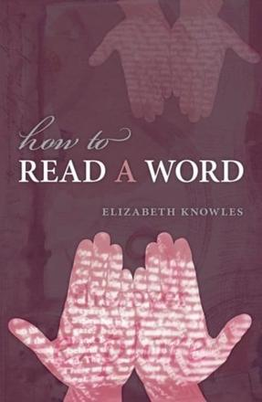 ISBN: 9780199574896 - How to Read a Word