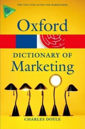 ISBN: 9780199590230 - A Dictionary of Marketing
