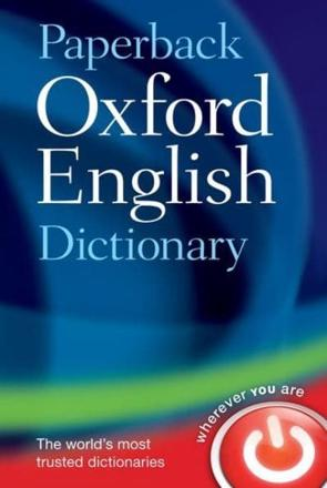 ISBN: 9780199640942 - Paperback Oxford English Dictionary