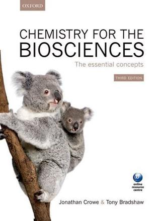 ISBN: 9780199662883 - Chemistry for the Biosciences