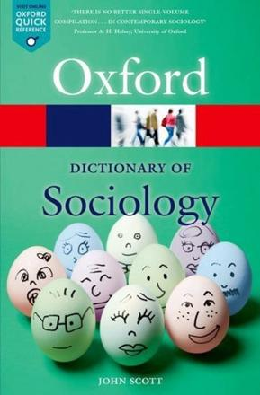 ISBN: 9780199683581 - A Dictionary of Sociology