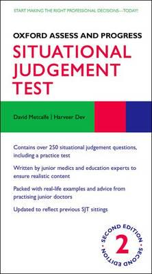 ISBN: 9780199688159 - Oxford Assess and Progress: Situational Judgement Test