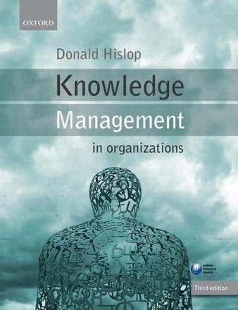 ISBN: 9780199691937 - Knowledge Management in Organizations