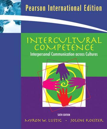 ISBN: 9780205705191 - Intercultural Competence