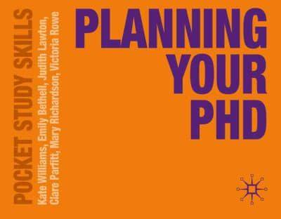 ISBN: 9780230251939 - Planning Your PhD