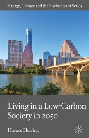 ISBN: 9780230282254 - Living in a Low-Carbon Society in 2050