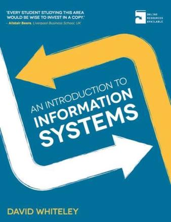 ISBN: 9780230370500 - An Introduction to Information Systems