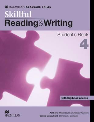 ISBN: 9780230431980 - Skillful Reading and Writing Student's Book + Digibook Level 4