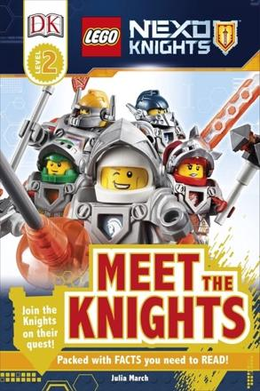 ISBN: 9780241237083 - LEGO NEXO KNIGHTS: Meet the Knights