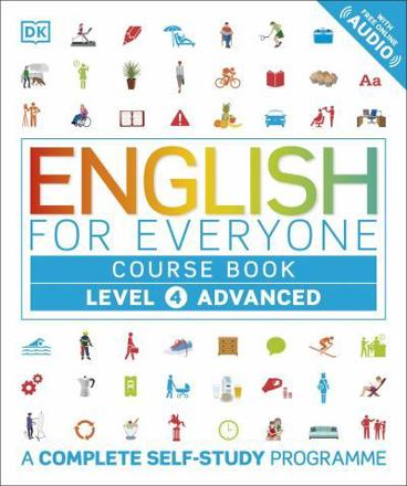 ISBN: 9780241242322 - English for Everyone Course Book: Advanced Level 4