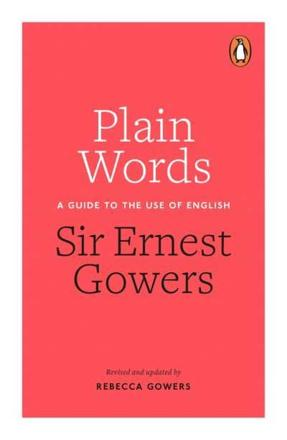 ISBN: 9780241960349 - Plain Words