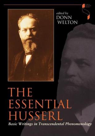 ISBN: 9780253212733 - The Essential Husserl