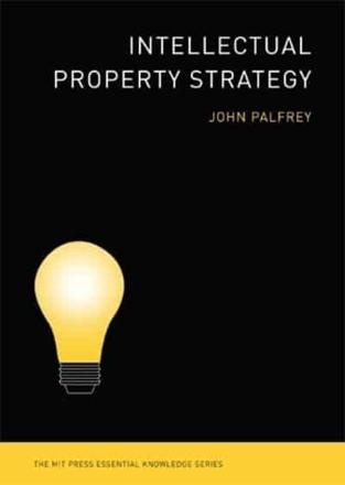 ISBN: 9780262516792 - Intellectual Property Strategy