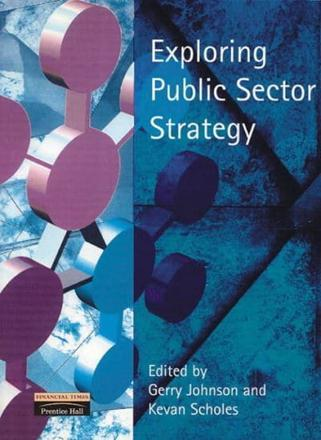 ISBN: 9780273646877 - Exploring Public Sector Strategy