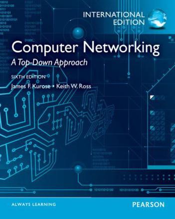 ISBN: 9780273768968 - Computer Networking: A Top-Down Approach
