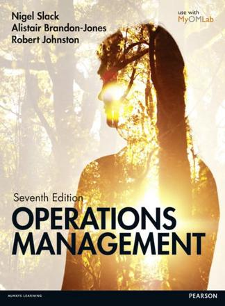 ISBN: 9780273776208 - Operations Management
