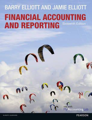 ISBN: 9780273778264 - Financial Accounting and Reporting with MyAccountingLab Access Card