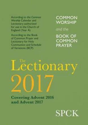 ISBN: 9780281075546 - Common Worship Lectionary 2017