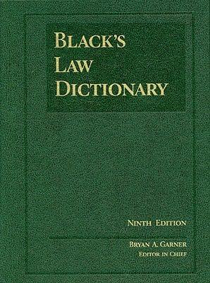 ISBN: 9780314199492 - Black's Law Dictionary