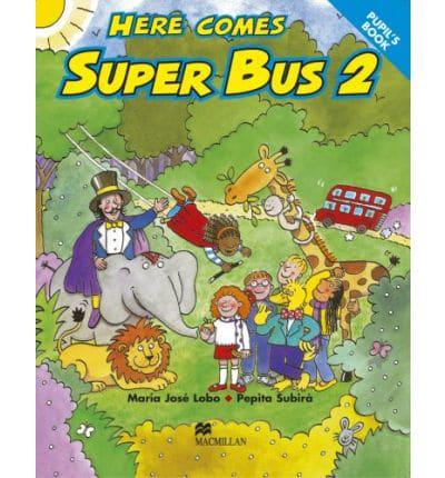 ISBN: 9780333931646 - Here Comes Super Bus: 2
