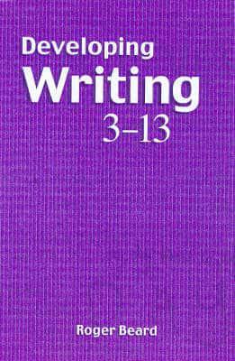 Developing writing 3-13
