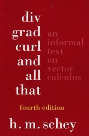 ISBN: 9780393925166 - Div, Grad, Curl and All That