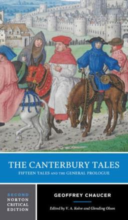 ISBN: 9780393925876 - The Canterbury Tales