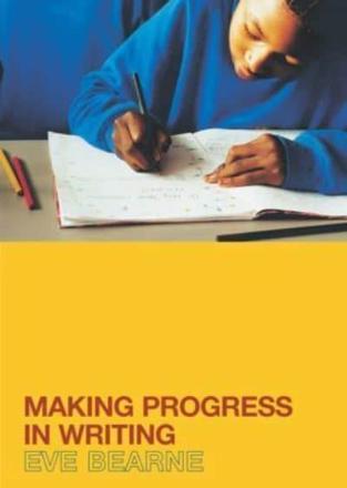 Making progress in writing