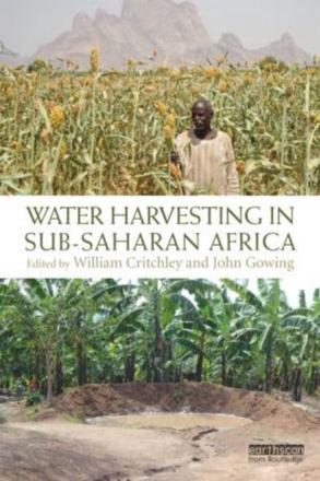 ISBN: 9780415537865 - Water Harvesting in Sub-Saharan Africa