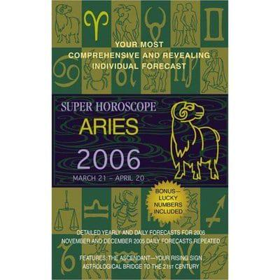 ISBN: 9780425202166 - Super Horoscopes 2006: Aries 21st March-20th April