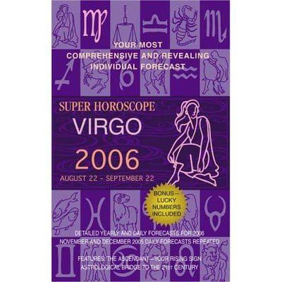 ISBN: 9780425202210 - Super Horoscopes 2006: Virgo 24th August-22nd September