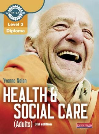 ISBN: 9780435031978 - Health and Social Care (Adults): Candidate Book: Diploma Level 3