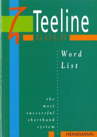 ISBN: 9780435453596 - Teeline Gold Word List