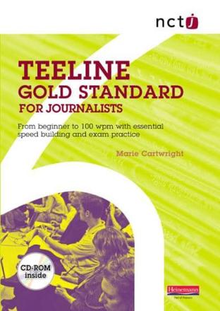 ISBN: 9780435471712 - NCTJ Teeline Gold Standard for Journalists
