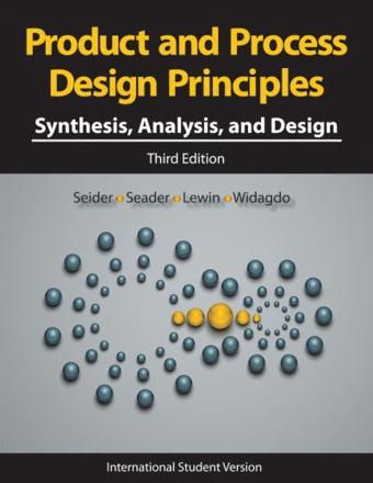 ISBN: 9780470414415 - Product and Process Design Principles