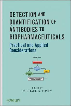 ISBN: 9780470566664 - Detection and Quantification of Antibodies to Biopharmaceuticals